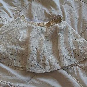 Disney Jumping Beans Lace Skirt